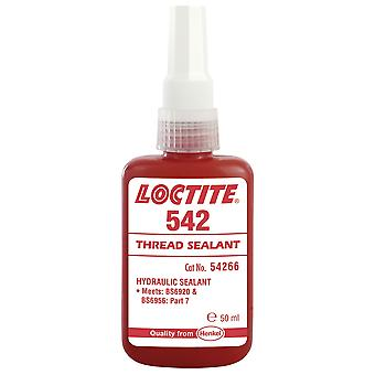 Loctite 542 50ml Thread Sealant Medium Strength Threadlocker Glue 234422