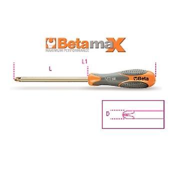 Beta 012720801 1272 BAPH1 Ph1 Sparkproof Screwdrivers For Cross Phillips Screws