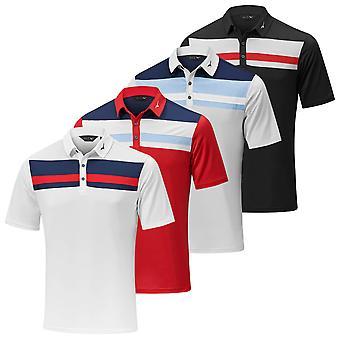 Mizuno Mens 2021 Quick Dry Citizen Move Tecnología Ligero Runbird Polo Shirt