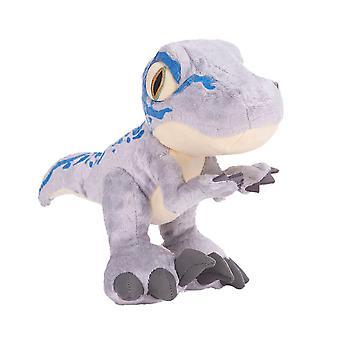 """Jurassic World Chunky Velociraptor 10"""" Brinquedo de Pelúcia"""
