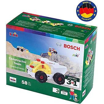 HanFei 8792 Bosch Konstruktionsset, 3 in 1 Konstrukteursteam, Multicolor