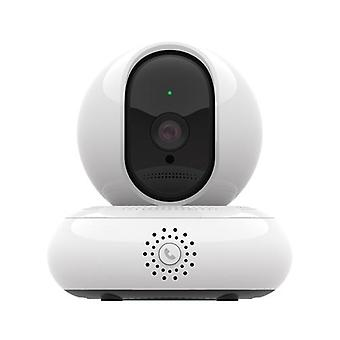 high definition intelligent Internet camera Night-Vision Wireless Securitys Camera 2 Million High Definition Network Monitoring One-touch Calling 360 Degree Panoramic 3D Navigation Camera for home monitoring, taking care of babies and elderly parents