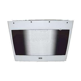 Creda Main Oven Outer Door Glass w/ White Detail