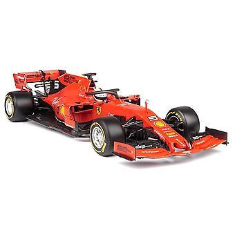 Ferrari SF90 (Sebastian Vettel 2019) Diecast modell