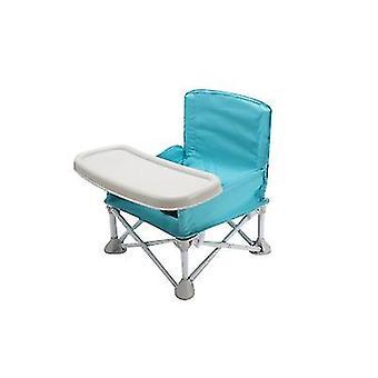 座席の携帯用座席のための青の屋外折りたたみ椅子多機能の赤ん坊 x1546