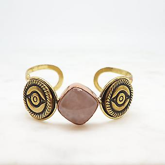 Bracelet Femme Niiki Paris - NCB006Q - Rose - Collection Colors