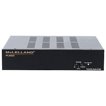 Mclelland 120W 2Ch Amplifier With Dante