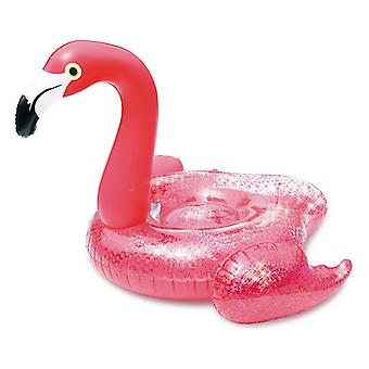 Uppblåsbar flamingorosa (140 X 138 x 98 cm)