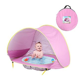 Baby Beach Tent Portable Shade Pool UV Protection Sun Shelter for Infant Outdoor Child Swimming Pool