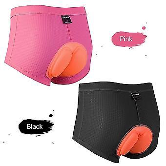 Vrouwen fietsen shorts 3d gewatteerde fiets fiets ondergoed ademend snel droog