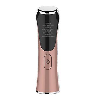 Importateur facial masseur rajeunissement de la peau importateur ems chaud et froid micro-courant dispositif de beauté multifonctionnel