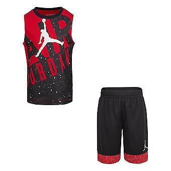 Air Jordan Jordan T-paita ja shortsit setti