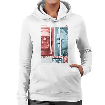 Frankenstein The Original Horror Show Women's Hooded Sweatshirt