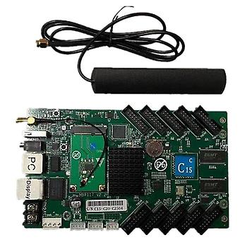 Ohjausjärjestelmä, led-näyttö täysvärinen asynkroninen tallennustilan ohjauskortti
