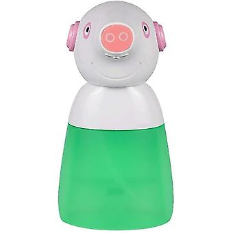 Automatic Infrared Soap And Disinfectant Dispenser(Green)