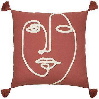 Furn Uno Face Cushion Cover