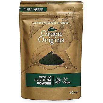 Organic Spirulina Powder - 90 grams