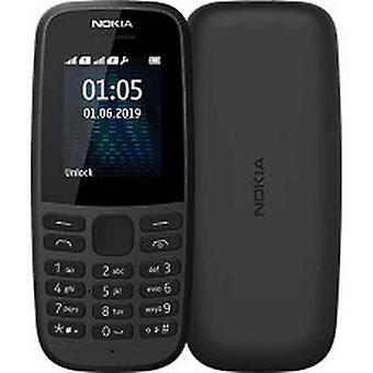 Téléphone portable pour personnes âgées Nokia 105 1,8» QQVGA Noir
