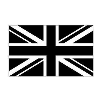 الاتحاد جاك ارتداء بلاك يونيون جاك العلم 3x2