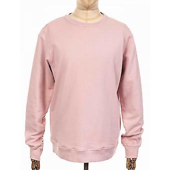 Colorful Standard Organic Cotton Crew Sweat - Faded Pink