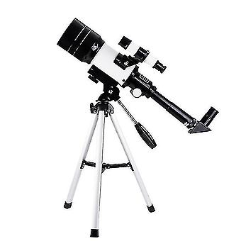 Telescopes 70mm 300mm astronomical telescope monocular professional outdoor travel spotting scope with tripod