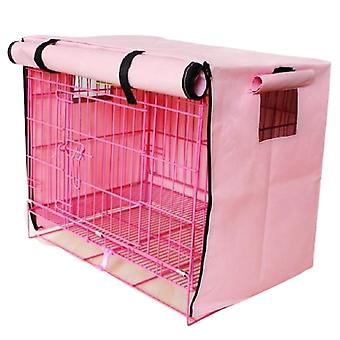Foldable breathable playpen crate cover