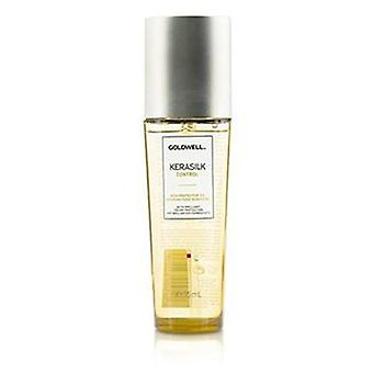 Goldwell Kerasilk Control Rich Protective Oil (for Extremely Unmanageable Unruly And Frizzy Hair) - 75ml/2.5oz