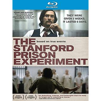 Stanford Prison Experiment [Blu-ray] USA import