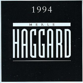 Merle Haggard - Merle Haggard 1994 [CD] USA import