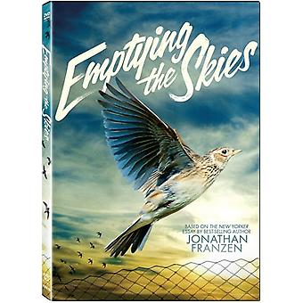 Emptying the Skies [DVD] USA import