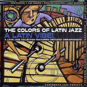 Couleurs du Latin Jazz - Latin Vibe! [CD] USA import