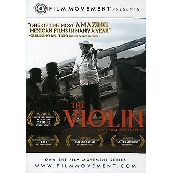 The Violin [DVD] USA import