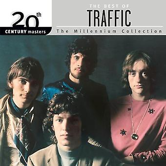 Trafic - millénaire Collection-20th Century Masters [CD] USA import