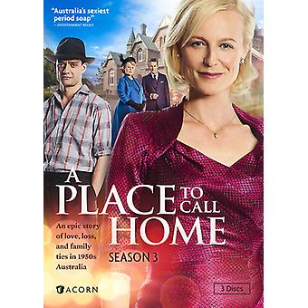 Place to Call Home: seizoen 3 [DVD] USA import