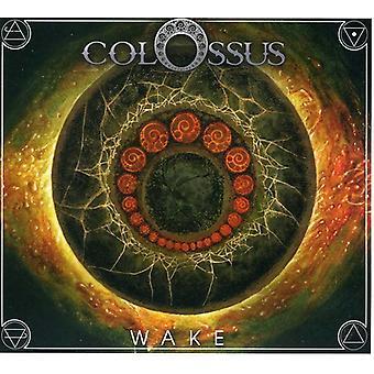 Colossus - Wake [CD] USA import