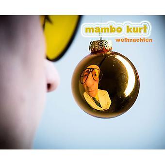 Mambo Kurt - Christmas [CD] Yhdysvallat tuoda