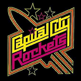 Capital City Rockets - Capital City Rockets [CD] USA import