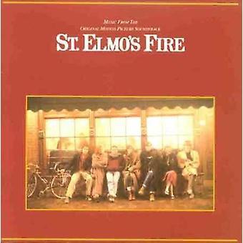 様々 なアーティスト - 聖エルモの火 [CD] アメリカ インポートします。