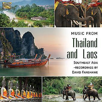 David Fanshawe - Music From Thailand & Laos [CD] USA import