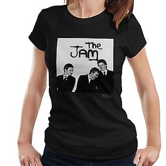 The Jam All Around The World Sleeve Session Spray Paint Women's T-Shirt