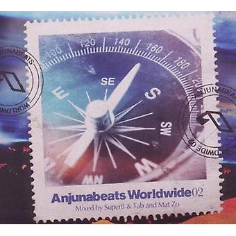 Anjunabeats Worldwide 02 - Anjunabeats weltweit 02 [CD] USA import