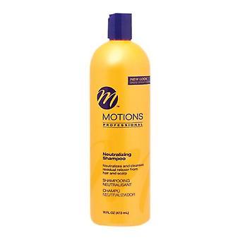 Motioner neutraliserande schampo 16 oz. (2-Pack)
