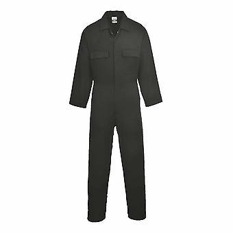 Portwest - Euro vêtements de travail 100 % coton combinaison avec 5 poches pratiques