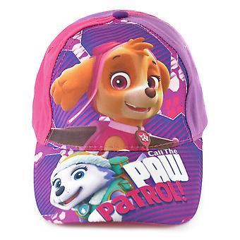 Kids Girls Nickelodeon Paw Patrol Skye Characters Baseball Style Summer Sun Hat