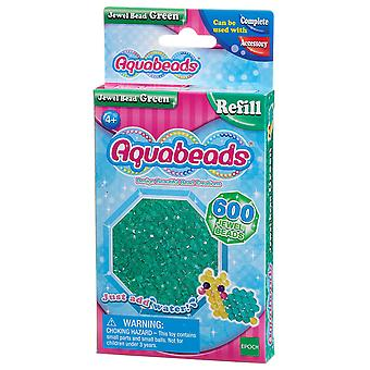 Aquabeads Jewel Bead Pack - Verde