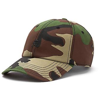 Cayler & sons Snapback Cap - Small icon curved wood camo