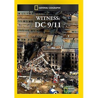 Witness: Dc 9/11 [DVD] USA import