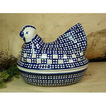 Kylling som æg, 2nd valg, 17 x 11 cm, 14 cm høj, 64 tradition BSN 22659