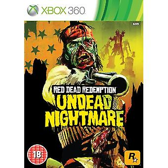 Red Dead Redemption - Undead Nightmare (Xbox 360) - New