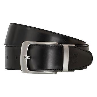 ティンバーランド ベルト メンズ ベルトをレザー ベルト デニム リバーシブル ベルト ブラック 6769